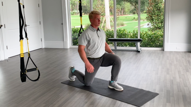 PGA Coach Thor Parrish has 5 Stretches You Should Do Before a Round to Lengthen Your Golf Swing and Gain Power