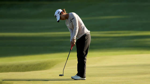 A Tip from a PGA Coach to Make More Putts like Lydia Ko