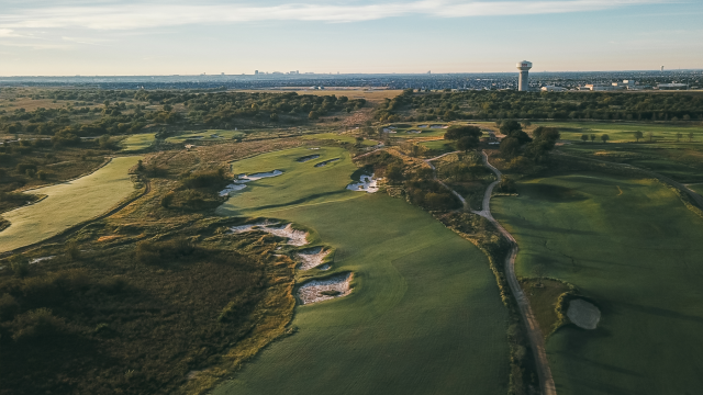 PGA Frisco Progress Tracker: A Look High Above from June to October