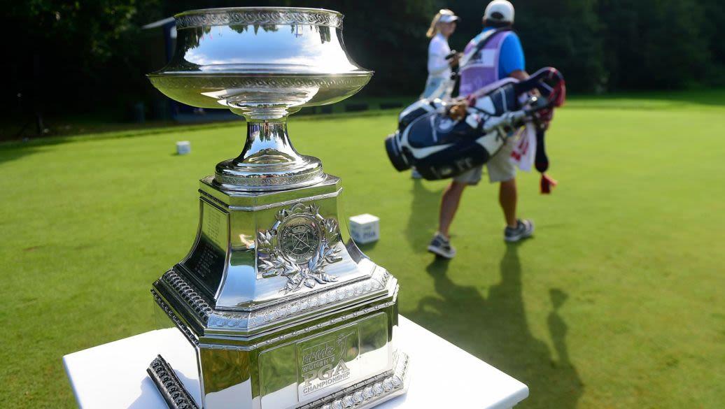 Hazeltine Women's PGA Champ Trophy