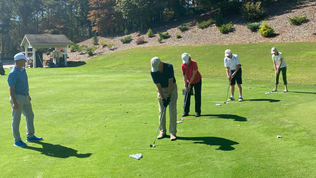 How ADM Training Ignited a Return to Basics for PGA Coach Rion Groomes
