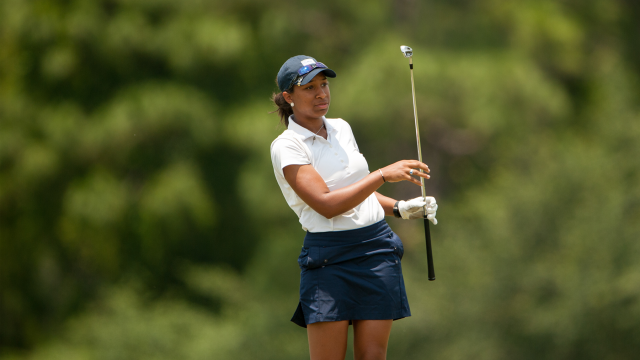 World Long Drive's Alexis Belton Locked in on Building a Better Future for Golf