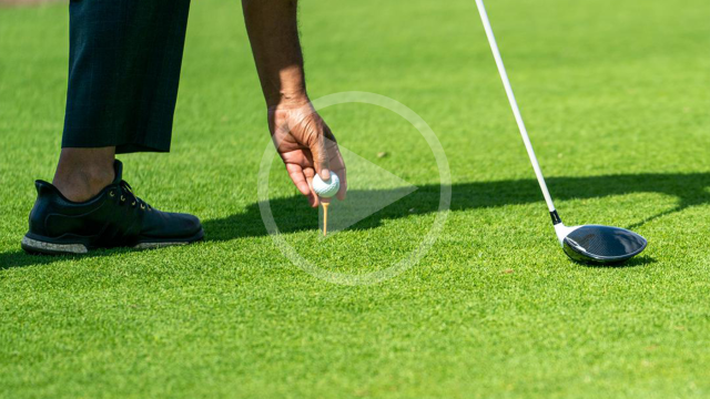 A Quick Golf Tip to Stop Topping Your Drives