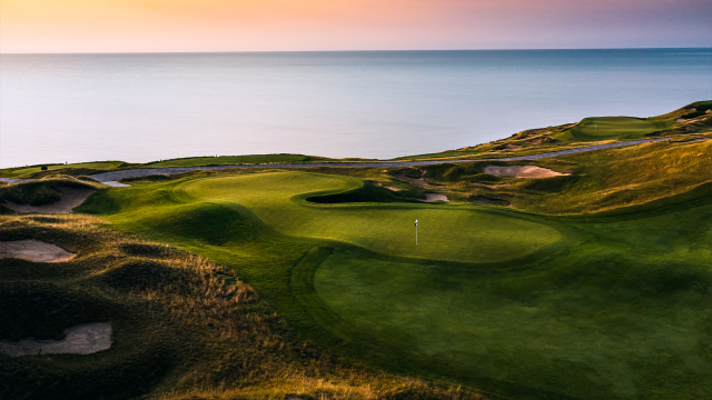 The Making of Whistling Straits and a Journey to the 43rd Ryder Cup