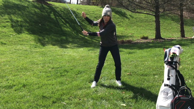 Quick Tips from the Yard with PGA Coach Joanna Coe