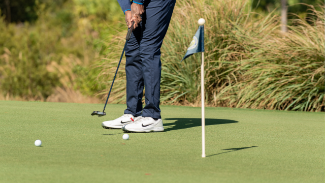 Practice Line, Path and Tempo to Avoid Pesky 3 Putts