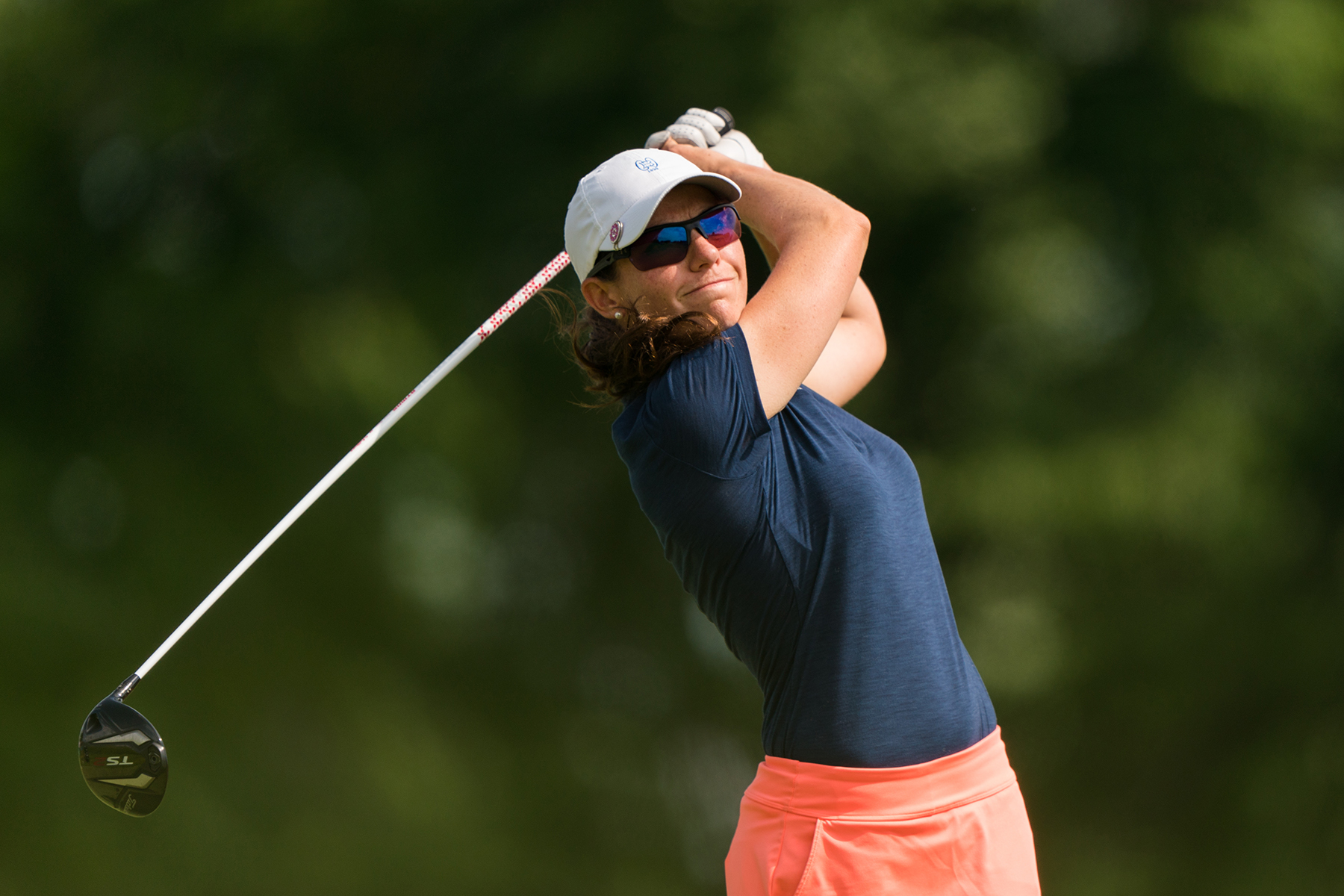 Hit it Longer off the Tee with Joanna Coe