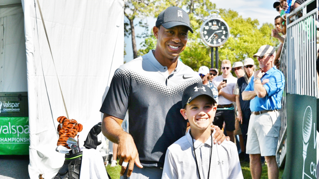 How Tiger Woods Sparked PGA Jr. Leaguer Graden Lomax's Passion for the Game