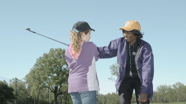 Renee Powell shares her incredible stories of golf changing lives around the world