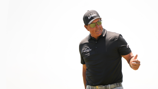 Phil Mickelson Proves That Age is Just a Number
