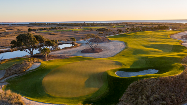 The Ocean Course Overview: Dye's Greens