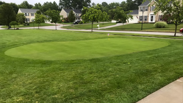 Get Ready to Build Your Own Backyard Course with Inspiration from Fellow Golfers
