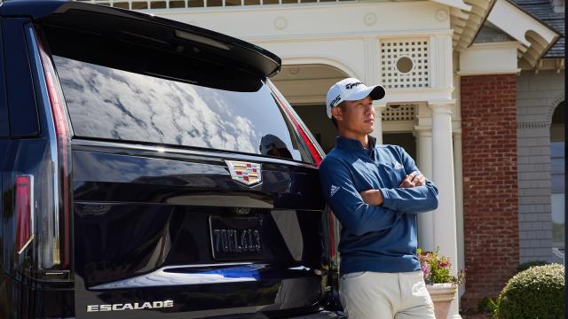 Cadillac x Collin: Series Follows the Defending PGA Champion to Kiawah