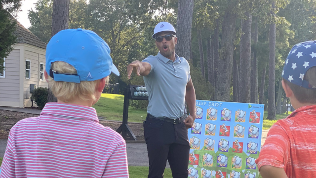 "The ""CEO of Junior Golf"" Gavin Parker is Spreading Positivity and Making Golf Enjoyable"