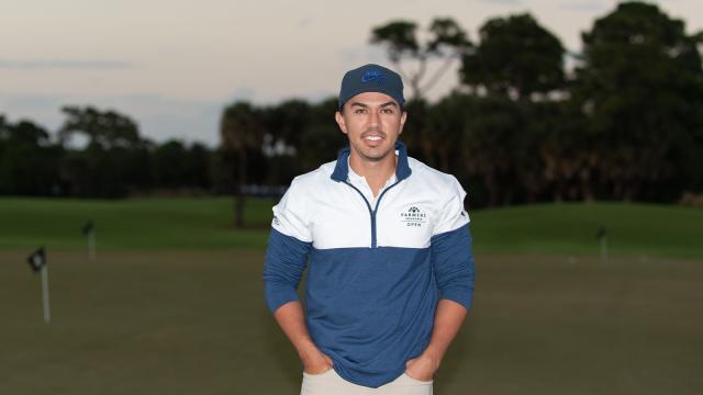 Jarred Garcia Captures Black History Month Classic as APGA Tour Debuts at PGA Golf Club