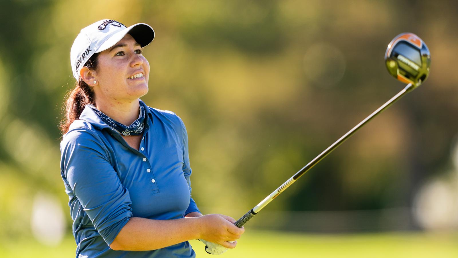 Samantha Morrell, LPGA