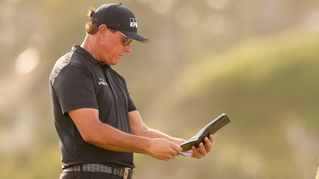 Preparing for a Big Shot? Use Phil's Formula to Perform