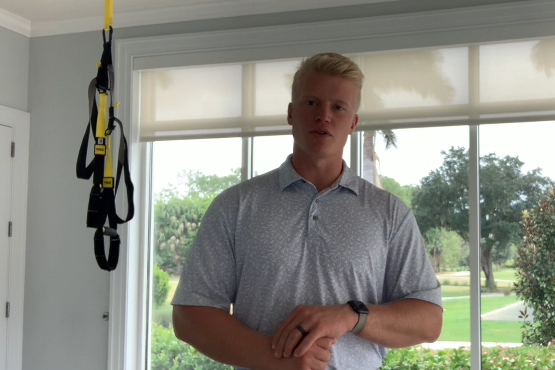 5 At-Home Exercises You Can Do Without Equipment to Improve your Golf Game