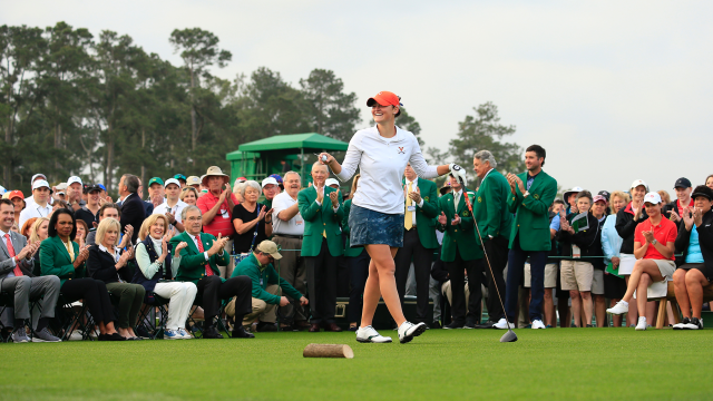 Fairway Tales: After Making History at Augusta National, Anna Redding is Focused on Symetra, LPGA Career