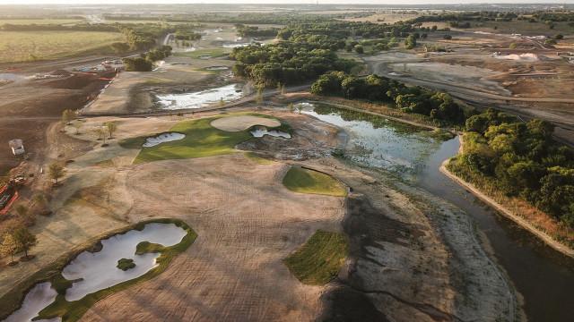 Pardon Our Progress: PGA Frisco East and West Courses Taking Shape