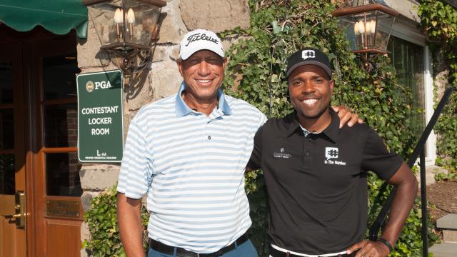 Celebrating Black History Month: The Pioneers - Tom Woodard, PGA