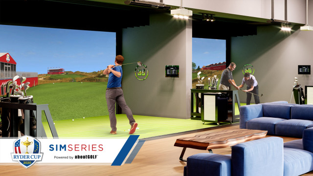 aboutGOLF Partners with Ryder Cup to Create Exciting New Simulator Competition