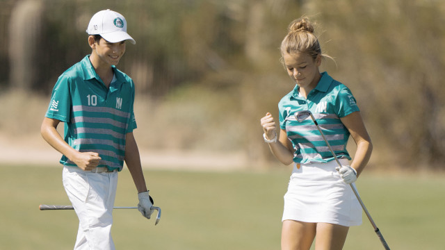 12 habits of successful junior golfers