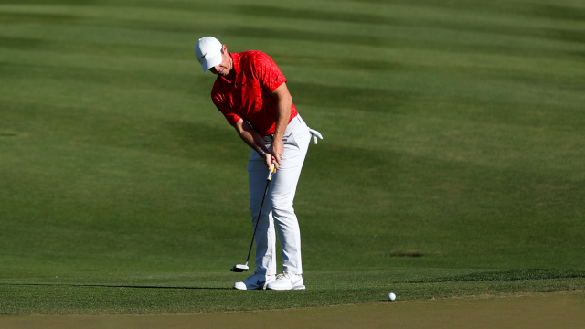 """Lesson Learned: McIlroy's """"Ground Game"""" Can Help You Get It Close Around the Green"""