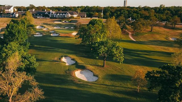 Future Sites of the PGA Championship