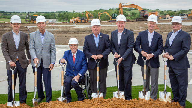 The Future of Golf Has Arrived with the Groundbreaking of Omni PGA Frisco Resort