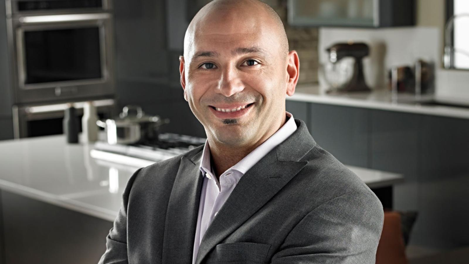 Joe Liotine, Executive Vice President, Whirlpool Corporation North America Region