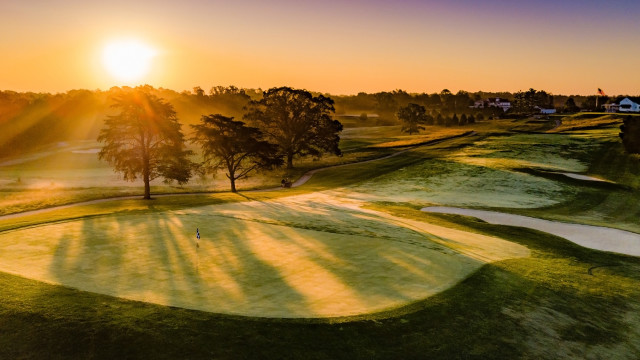 Escape To Golf: Beautiful Golf Photos on Social Media