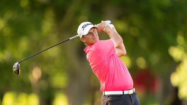 Chad Proehl's 9 Birdies, Low-Round 64 Lead  2021 Senior PGA Professional Championship