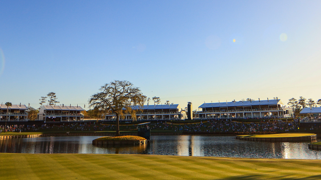 "You Can ""Turn"" Your Nervous Energy into Positive Results When Attacking Holes like No. 17 at TPC Sawgrass"