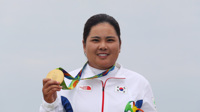 Reigning Olympic Gold Medalist Inbee Park's Advice for Amateur Golfers