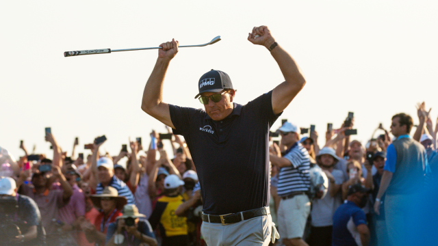 Having Trouble Reaching a Goal? Harness the Power of Phil Mickelson's Process