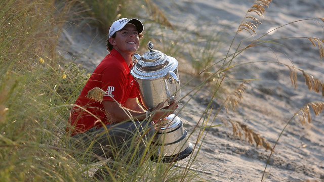 What We Learned from Reliving Rory McIlroy's 2012 PGA Championship Win