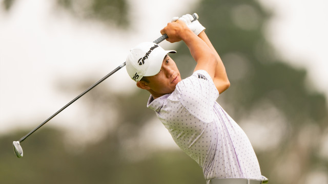 The Balance of PGA Champion Collin Morikawa