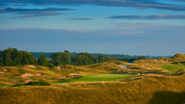 Escape to Golf with Social Media Photos from Whistling Straits