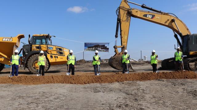 Adolfson & Peterson Construction and Cushman & Wakefield Start Construction on New PGA of America Headquarters at PGA Frisco