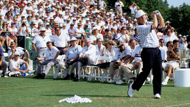 One Simple, Yet Powerful, Tip From Jack Nicklaus We Should All Follow