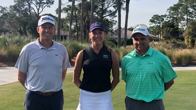Jason Caron, Ashley Grier, Omar Uresti  Earn PGA Professional Player of the Year Awards for 2020