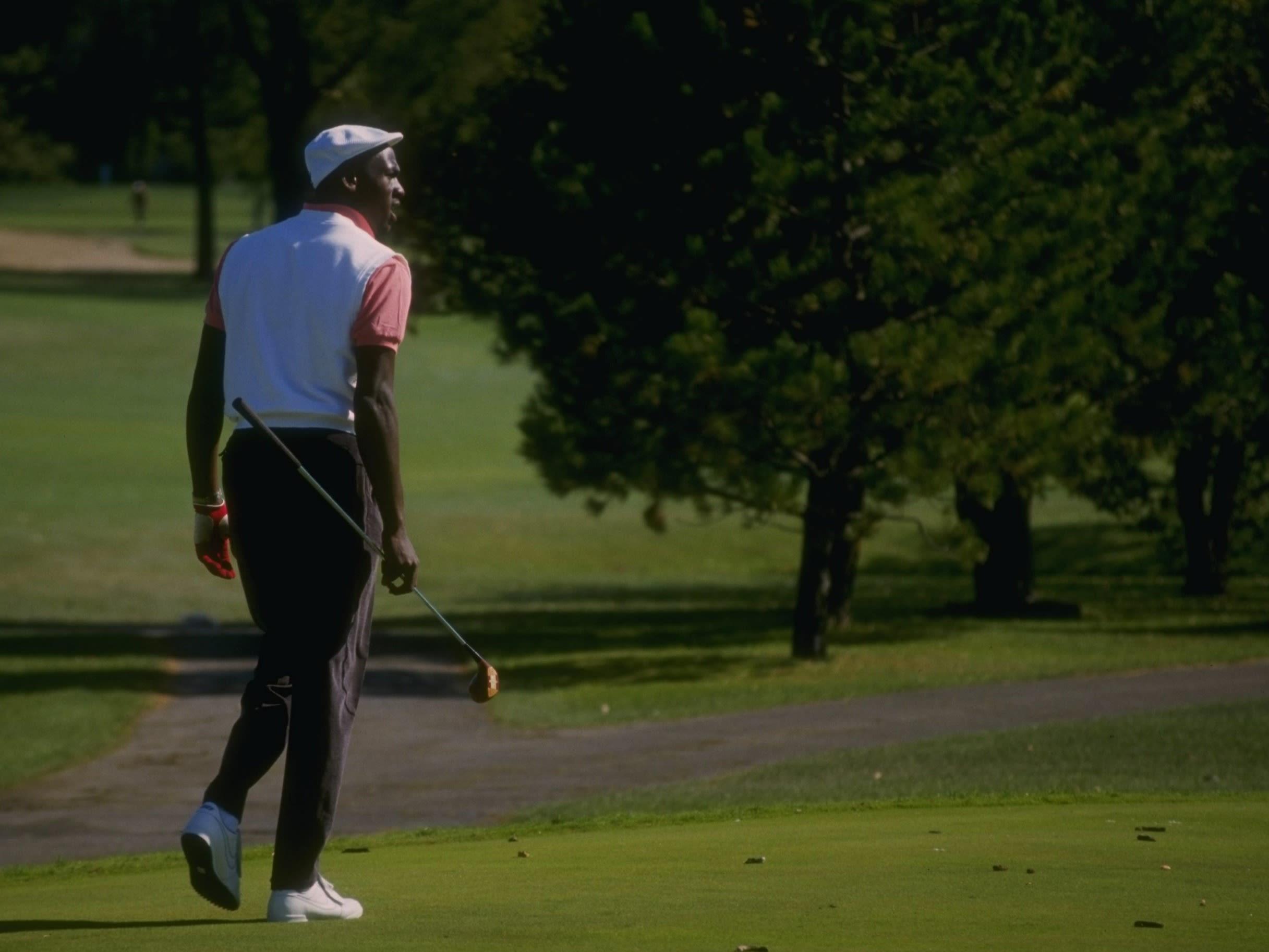 Fore The Love Of Fashion Michael Jordan S Golf Lookbook
