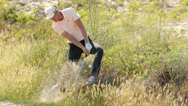A Solid Foothold in Difficult Lie Situations is Crucial