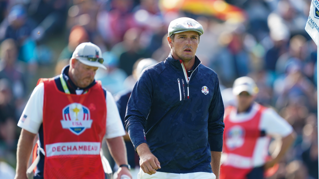 PGA Coach Says DeChambeau's Confidence is What's Setting Him Apart, In Line to Represent United States in 2020 Ryder Cup
