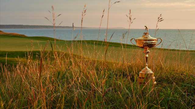 Ryder Cup Announces aG as Worldwide Ryder Cup Supplier