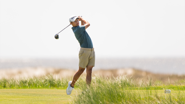 Applying One Little Detail from Collin Morikawa's Approach will Help You Improve Your Game