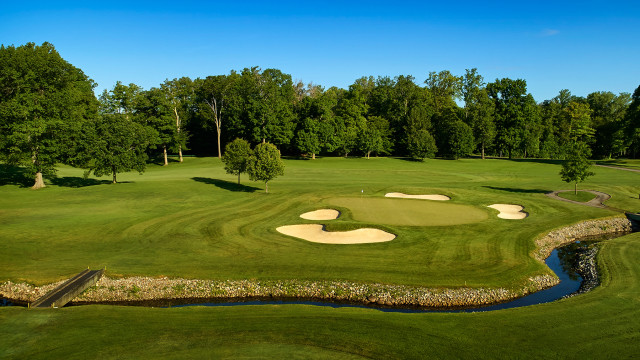 Oak Hill Country Club is one of America's Great Golf Masterpieces