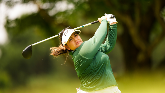 Quick Golf Tip: Keep Your Body Moving to Stay Connected to Your Swing