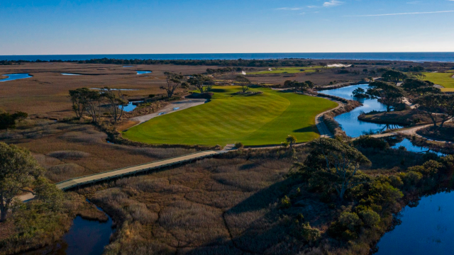 The Ocean Course Overview: The 3rd